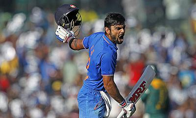 Kohli, spinners outclass South Africa by 25 runs