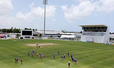 The Kensington Oval in Barbados