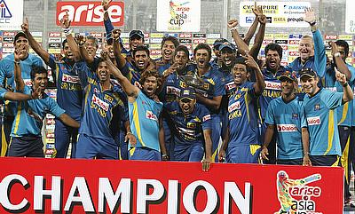 Bangladesh to host 2016 Asia Cup