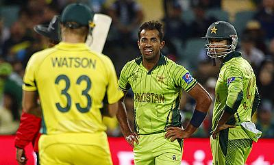 The spell to Shane Watson changed my fortunes - Wahab Riaz