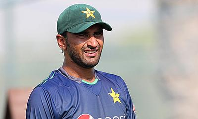 Bilal Asif is in line to make his debut in the third Test against Pakistan in Sharjah.