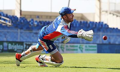 Jonny Bairstow will take the gloves for the third and final Test