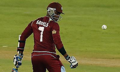 Marlon Samuels allowed to bowl in second ODI