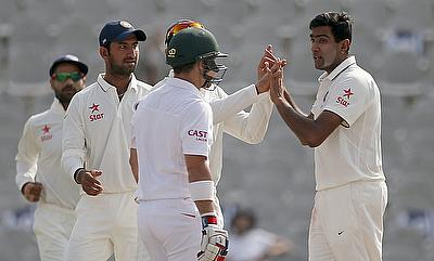Spinners, Pujara put India on top