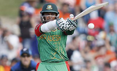Shakib Al Hasan to miss rest of Zimbabwe ODIs