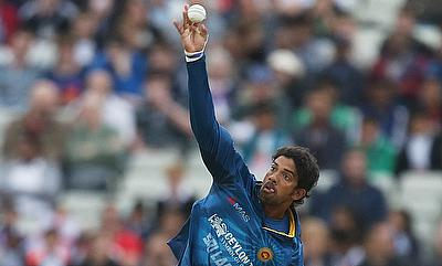 Sachithra Senanayake took a four-wicket haul as Sri Lanka won the first T20I against West Indies in Pallekele by 30 runs.