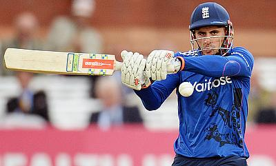 Hales century powers England to series levelling victory