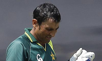 Younis Khan announced his retirement after the first match of the ODI series against England.