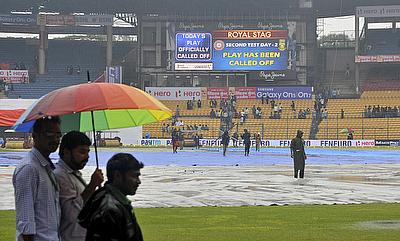 Rain consumes third consecutive day in Bangalore