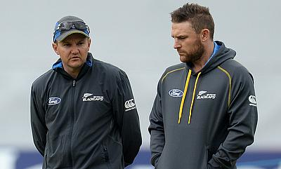 New Zealand have gained confidence - Mike Hesson