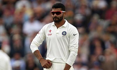 Ravindra Jadeja has taken 12 wickets from three innings against South Africa.