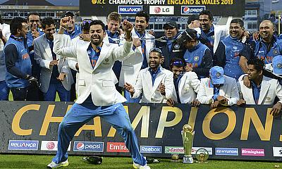 India are the reigning champions