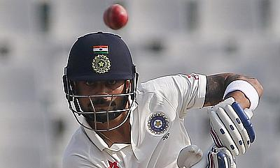 Kohli, Rahane fifties give India massive lead on day three