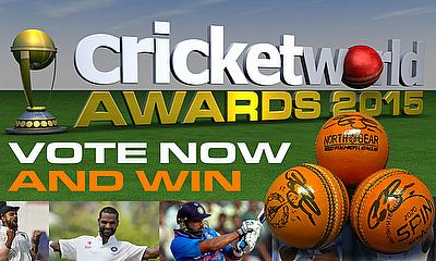 Vote in the Cricket World awards now!