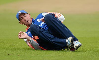 Mark Footitt has taken 274 wickets in 73 first-class matches.