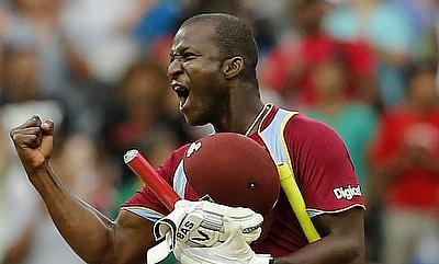Darren Sammy urges West Indies to show fight