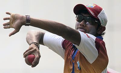 Rain curtails West Indies warm-up game