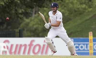 Root, Cook smash centuries as England dominate tour game
