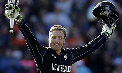 Martin Guptill blitz demolishes Sri Lanka in Christchurch
