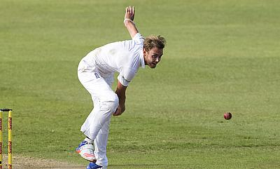 Stuart Broad thanks Ottis Gibson for his improved bowling