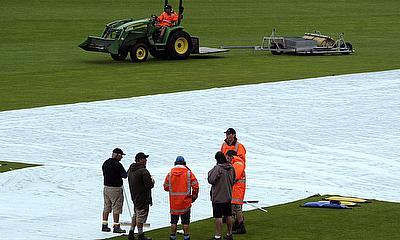 Rain abandons fourth ODI between New Zealand and Sri Lanka