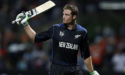 Guptill, Henry deliver series win for New Zealand
