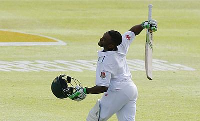 South Africa declare after Bavuma ton pushes them to safety