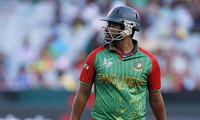 Tamim Iqbal fined by BCB for altercation in BPL