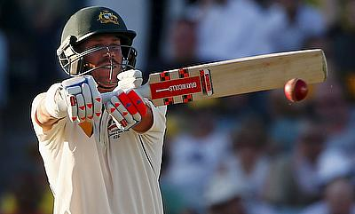 Warner smashes century as Sydney Test ends in draw