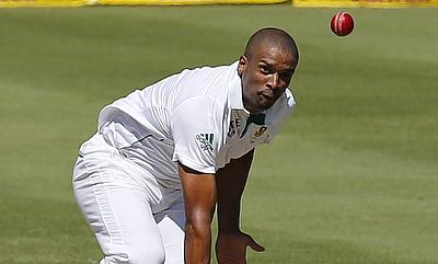 Vernon Philander ruled out of England Test series