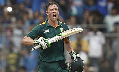 AB de Villiers - Cricket World Player of the Year 2015