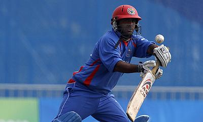 Shahzad's 52-ball century seal series victory for Afghanistan