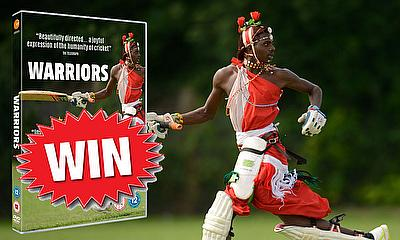 Win a copy of 'Warriors' DVD