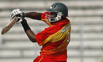 Bangladesh go 1-0 up despite Hamilton Masakadza fifty