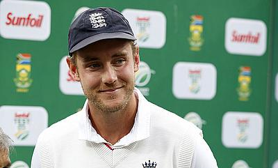 Stuart Broad becomes top ranked bowler in Tests