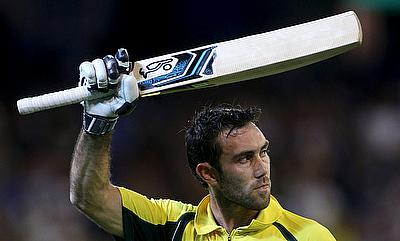 Glenn Maxwell doubtful starter for fifth ODI