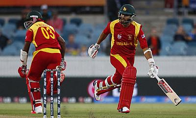 Masakadza's 93 helps Zimbabwe level series against Bangladesh