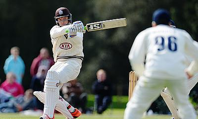 Gary Wilson in action for Surrey
