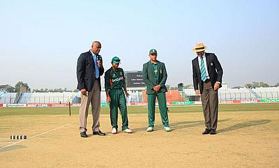 ICC U19 World Cup gets underway in Bangladesh
