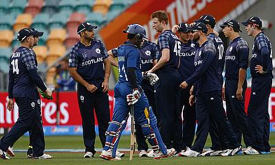 Scotland to tour Dubai for three Twenty20s