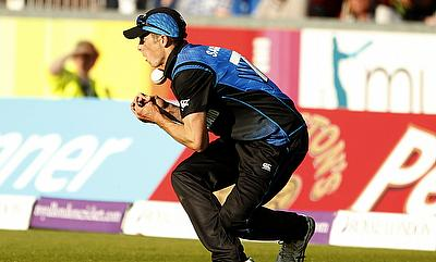 Mitchell Santner sustained the injury during the ODI series against Australia.