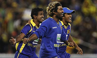Malinga, Kulasekara rattle UAE after Chandimal fifty sets up Sri Lanka victory