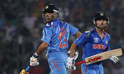 Kohli, Yuvraj rattle Sri Lanka as India storm into Asia Cup final