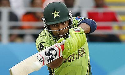 Umar Akmal's 48 came in 37 deliveries.
