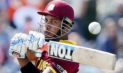 Lendl Simmons ruled out of ICC World T20 with back injury