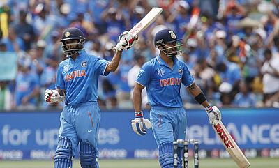 Shikhar Dhawan fifty sets up India's sixth Asia Cup title
