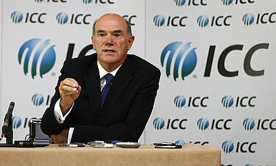 International team under investigation for corruption - Sir Ronnie Flanagan