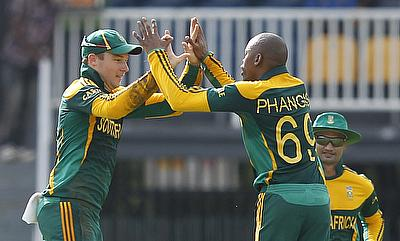 Aaron Phangiso clears bowling action reassessment