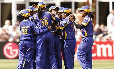 Sugandika Kumari stars in a 14-run win for Sri Lanka Women