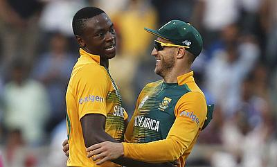 Faf du Plessis wants better performance from South African bowlers